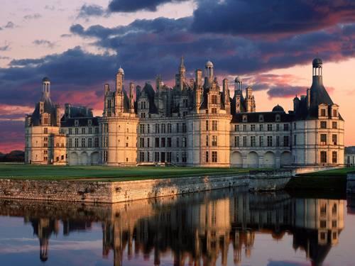 Ruta de cuento por los castillos del Loira 1