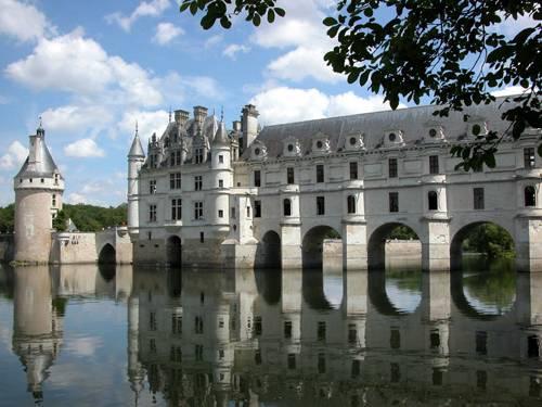 Ruta de cuento por los castillos del Loira 2
