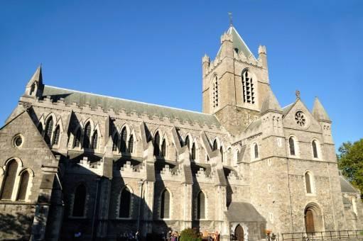 Catedral christ church irlanda