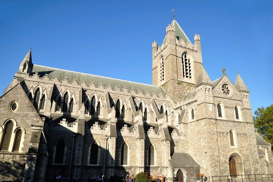 Recorrido por las principales catedrales e iglesias de Dublín