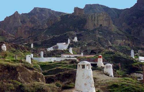 Guadix, trogloditas del siglo XXI 3