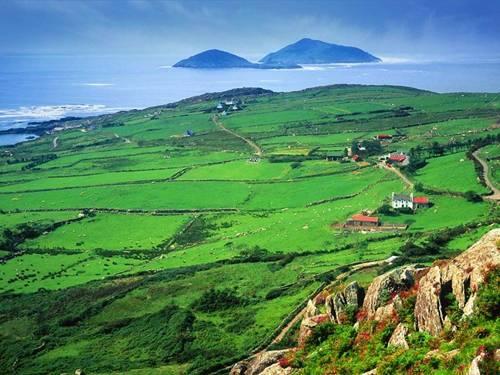 Verde Irlanda de ensueño 1