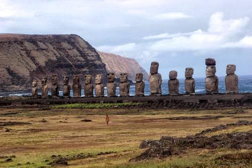Rapa Nui, la misteriosa Isa de Pascua 1