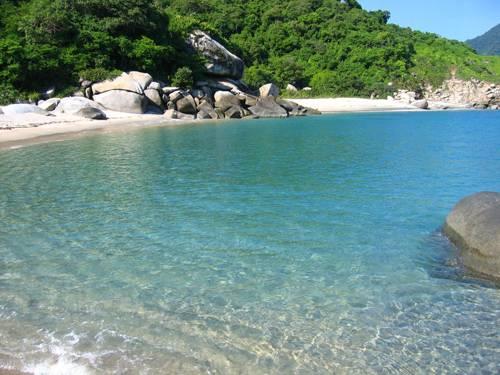 Islas Cíes:el Caribe gallego 1