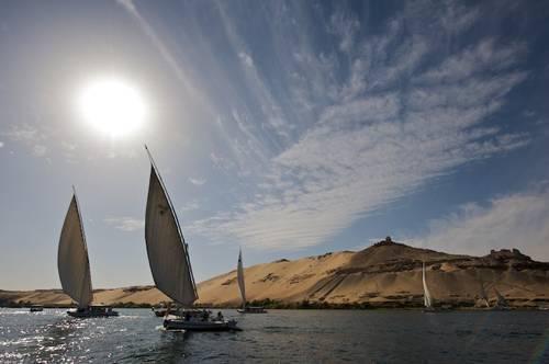 Visitar Egipto desde las aguas del Nilo 3