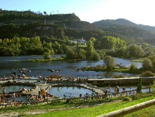 As Burgas de Ourense, aguas termales gratuitas. 2