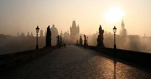 El corazón de Europa se llama Praga 1