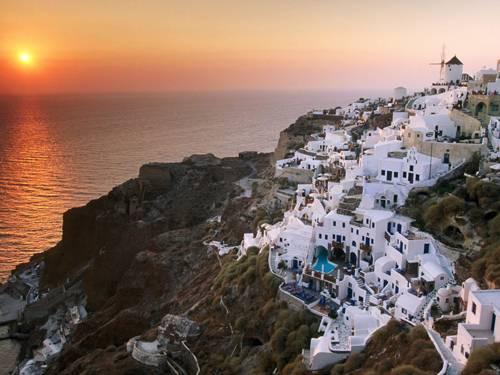El secreto blanco de Santorini 2