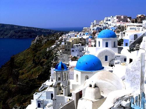 El secreto blanco de Santorini 1