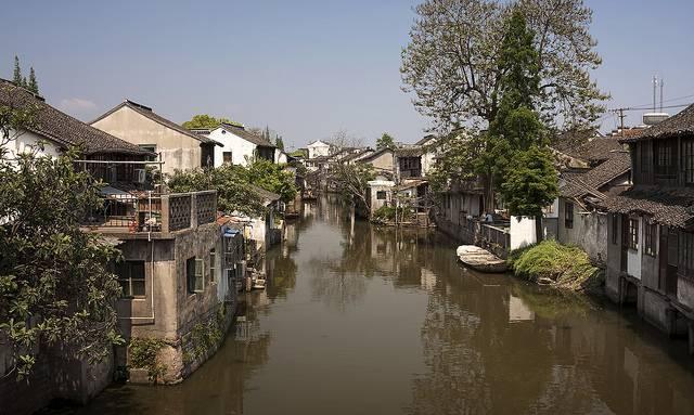 Zhujiajiao, la Venecia de Shangai 10