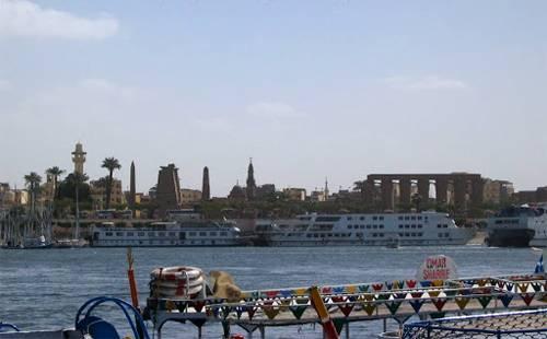 Visitar Egipto desde las aguas del Nilo 2