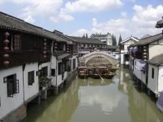 Zhujiajiao, la Venecia de Shangai 5