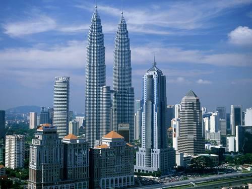 Los grandes contrastes de Malasia 1