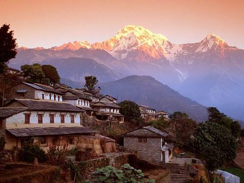 Erase una vez un Rey que vivía en Katmandú 1