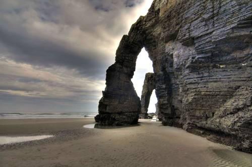 3 playas IMPRESIONANTES en las Rías Altas 3