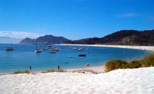 3 playas IMPRESIONANTES en las Rías Baixas 1