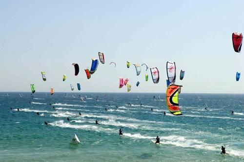 Kitesurf en Tarifa 1