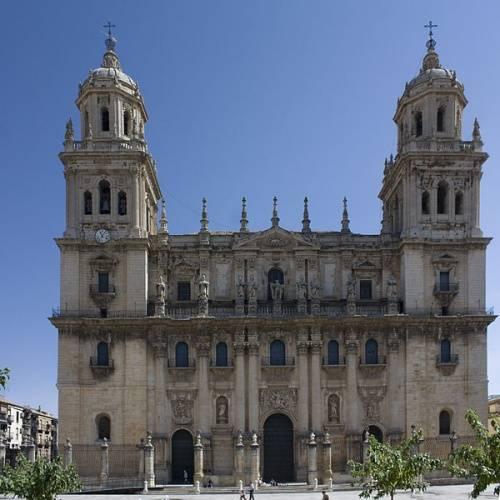 catedral de jaén andalucia