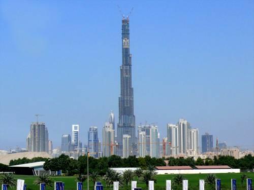 Dubai, excepcionalmente artififcial 2