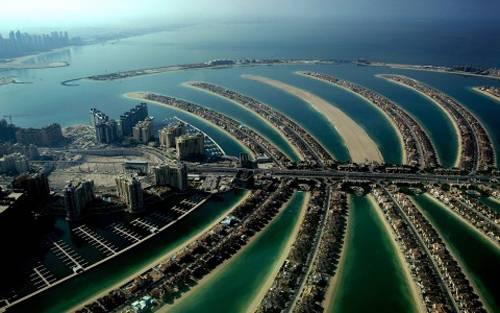 Dubai, excepcionalmente artififcial 3