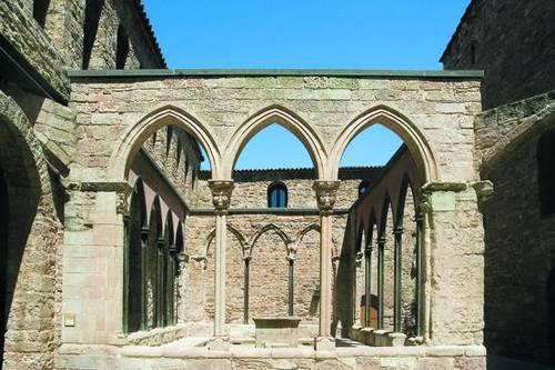 Dormir en un castillo medieval con fantasma 2