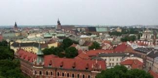 centro historico de cracovia