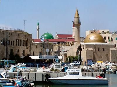 ciudad antigua de acre israel