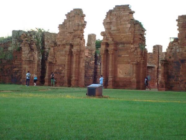 Las Ruinas de San Ignacio 1