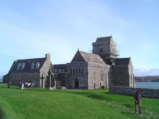 La Abadía de Iona 1