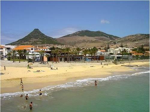 La isla de Porto Santo 1