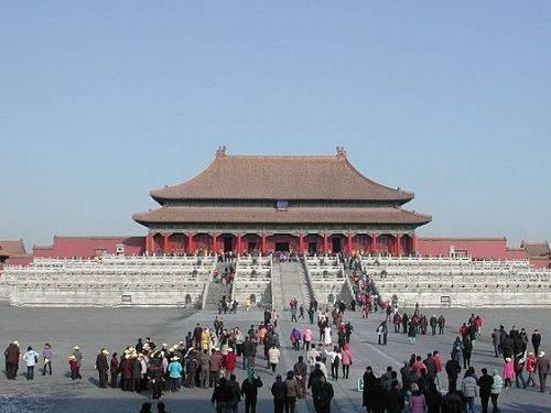 La Ciudad Prohibida de China 1