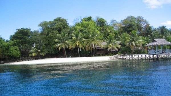 Las Islas Togian, Indonesia 1