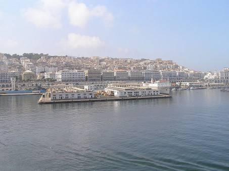 Argel en Argelia la romántica ciudad blanca 1