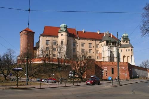 castillo real de cracovia