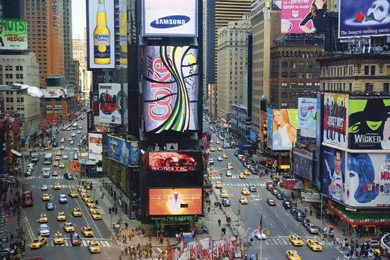 El Times Square de Nueva York 1