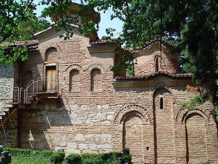 La Iglesia de Boyana 1