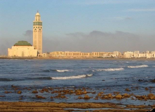 La Mezquita Hassan II 1