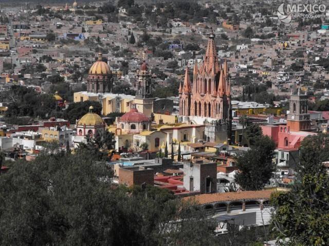 San Miguel de Allende, México 1