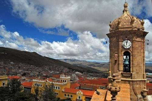 catedral de potosi bolivia
