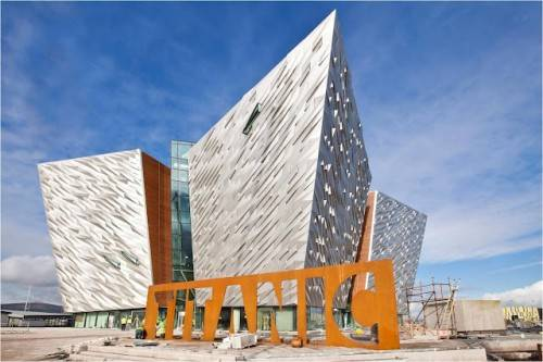 El Titanic Belfast 1