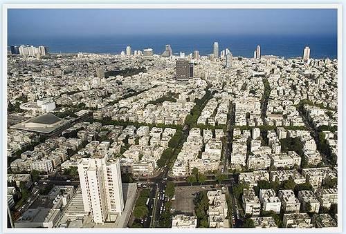 La Ciudad Blanca de Tel Aviv 1