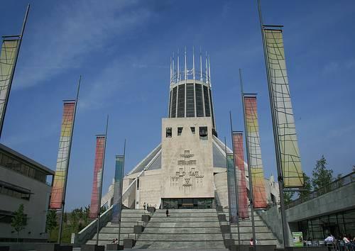 La Catedral Metropolitana de Liverpool 1