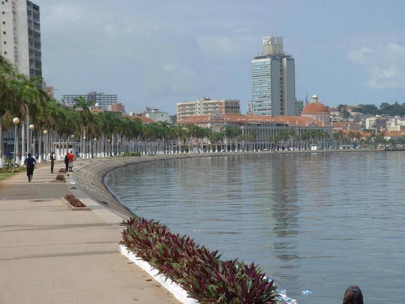 Turismo en Luanda 1
