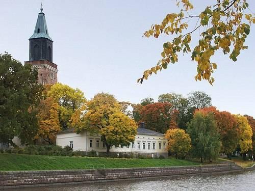 La ciudad de Turku 1