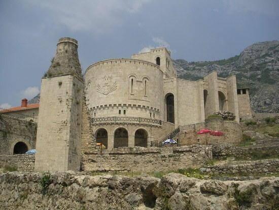 El pueblo de Krujë 1