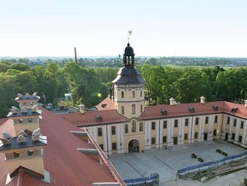 El Castillo de Nesvizh 1