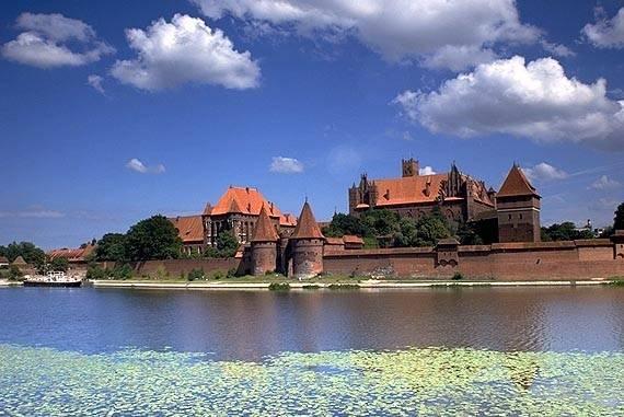El castillo de Malbork 1