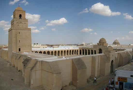La Gran Mezquita de Kairuán 1