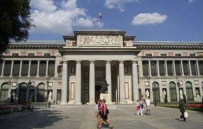 Museo del Prado en Madrid