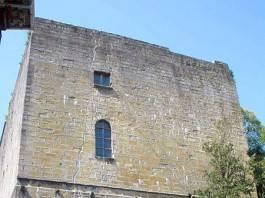 castillo de carlos v en fuenterrabía guipúzcoa